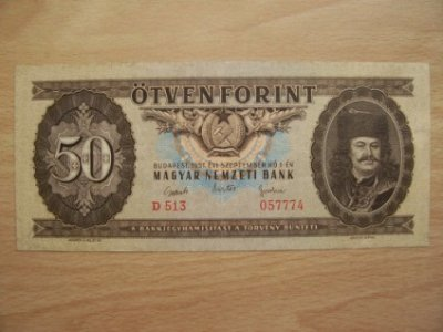 obrázok k predmetu Madarsko 50 Forint 1