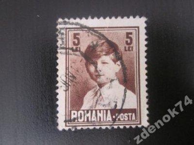 obrázok k predmetu Rumunsko 1928 Mi 326