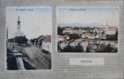 obrázok k predmetu Poltár, 1930
