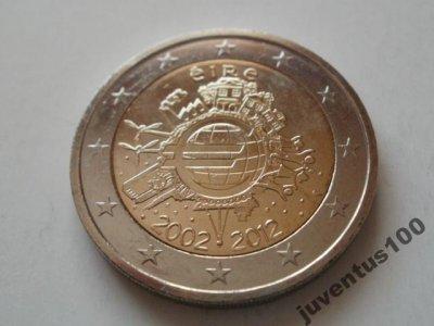 obrázok k predmetu Írsko 2012 10 rokov