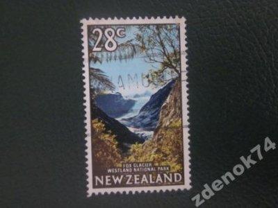 obrázok k predmetu Nový Zéland 1968 Mi