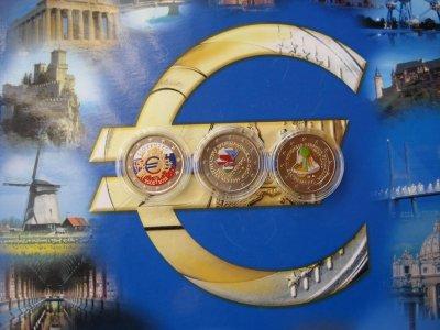 obrázok k predmetu 3 x 2 EURO SLOVENSKO