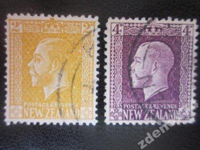 obrázok k predmetu Nový Zéland 1916 Mi