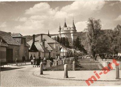 obrázok k predmetu aj / Bojnice, hrad,
