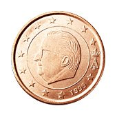 náhľad k tovaru Belgicko - 5.cent 20