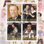 tovar Rwanda, Walt Disney  vyrobil aneskaceska