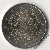 tovar Rakúsko 2012  - 2€    vyrobil aneskaceska
