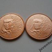 zberateľský predmet Francúzsko 5 cent 19  vyrobil aneskaceska