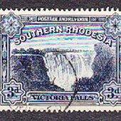zberateľský predmet SOUTHERN RHODESIA 19  vyrobil aneskaceska