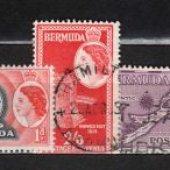 zberateľský predmet KOLONIA -BERMUDA - K  vyrobil aneskaceska