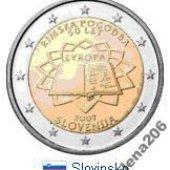 tovar 2 € pamätná minca Sl  vyrobil lomonosov