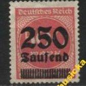 tovar Deutsches Reich MI 2  vyrobil lomonosov