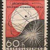 náhľad k tovaru ČSSR 1966 - Jáchymov