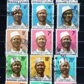 náhľad k tovaru SIERRA LEONE - OSOBN