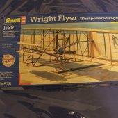 tovar Wright Flyer,1/39 Re  vyrobil lomonosov