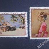 náhľad k tovaru Polynesien 1970 Mi 1