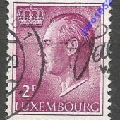 tovar Luxemburg    Mi k.č.  vyrobil lomonosov