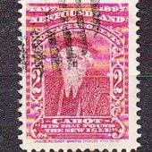 náhľad k tovaru NEWFOUNDLAND 1897, r