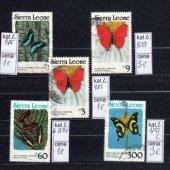 predmet AFRIKA - SIERRA LEON  od lomonosov