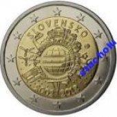 tovar Slovensko - 2.€.  -   vyrobil lomonosov