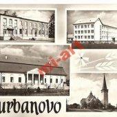 tovar Hurbanovo, kultúrny   vyrobil lomonosov