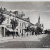 tovar Lučenec, 1926  vyrobil lomonosov