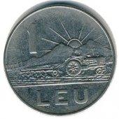 tovar Rumunsko 1 Leu 1966  vyrobil lomonosov