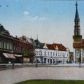 tovar Lučenec, 1923  vyrobil lomonosov