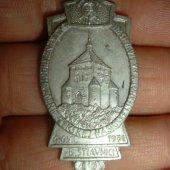 predmet Hasičský odznak - 19  od lomonosov