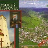 zberateľský predmet J - Kysucký Lieskove  vyrobil lomonosov