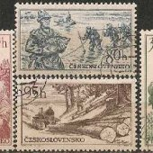 tovar ČSSR 1956 - Bohatstv  vyrobil lomonosov