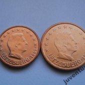 tovar Luxembursko 1,2 cent  vyrobil slavomir2