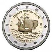 tovar 2 € pamätná minca  P  vyrobil slavomir2