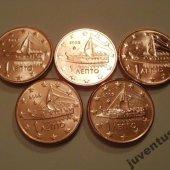 tovar Grécko 5 x 1 cent  2  vyrobil slavomir2