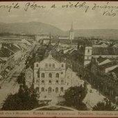 náhľad k tovaru Košice - 1921