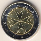 tovar Malta - 2.€.  2008    vyrobil slavomir2