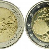 náhľad k tovaru Pamätná 2 euro Luxem