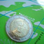 zberateľský predmet 2 euro Vatikán 2010   vyrobil slavomir2