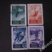 náhľad k tovaru ZSSR 1949 Mi 1409-11