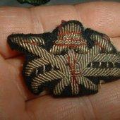tovar Hasičská nášivka--od  vyrobil albrechtzvaltic
