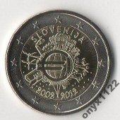 náhľad k tovaru Slovinsko 2012  - 2€