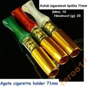 tovar Achát cigaretové špi  vyrobil albrechtzvaltic