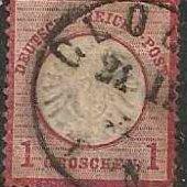 tovar Nemecká ríša 1872 -   vyrobil albrechtzvaltic