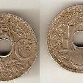 náhľad k tovaru 10 centisimes 1933