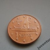 zberateľský predmet Grécko 1 cent 2006 U  vyrobil albrechtzvaltic