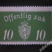 náhľad k tovaru Norsko 1933 Mi 12 II
