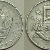 tovar 5 koruna 1978 ČSSR  vyrobil albrechtzvaltic