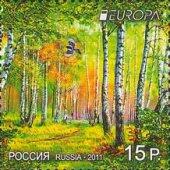 tovar Rusko 2011 **Európa.  vyrobil borivoj