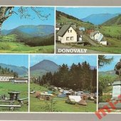 tovar XC - Donovaly, obec,  vyrobil borivoj