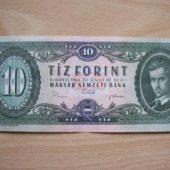 tovar Madarsko  10 Forint   vyrobil borivoj